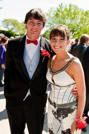 Wamego High School Prom 2010