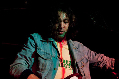The War on Drugs played an invigorating show at the Hi-Dive on Sunday. Photos by Lisa Higginbotham, heyreverb.com.
