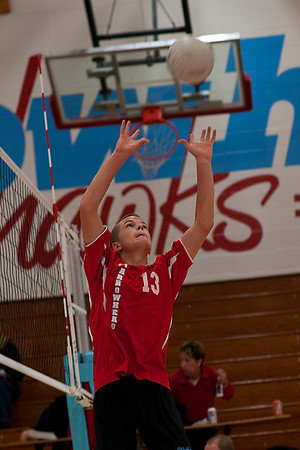 Warhawks Boys Varsity Volleyball