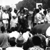 This shot was taken in May of 1968 at Ralph Abernathy's Poor People's March on Washington