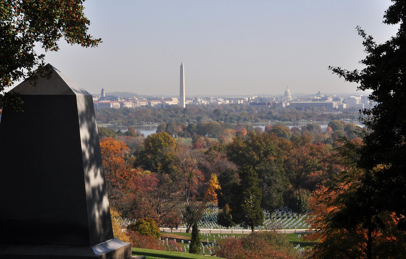 From Arlington National Cemetery