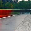 At the Dawn's Early Light -- Vietnam Veterans' Memorial