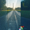 Alpha and Omega - Beginning and the End - Vietnam Veterans' Memorial