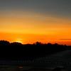 Sunrise at Lincoln Memorial 5-20-12