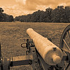 Field of Fire - Union Position at Fairview - Chancellorsville