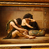 Lamentations Over the Death of Egypt's First Born - Smithsonian Museum of American Art