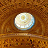 Inside View of rotunda - House side