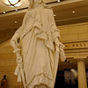 Replica of the Statue of Freedom - Capitol Visitors' Center