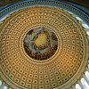 Inside view of Capitol Rotunda