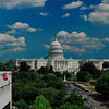 View of Capitol from Newseum