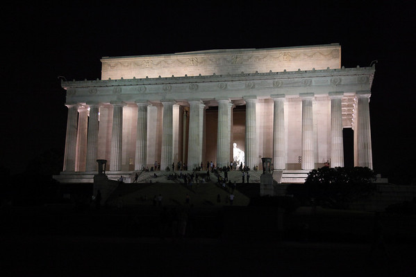 Lincoln Memorial -- National Mall