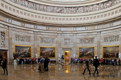 US Capitol - the rotunda