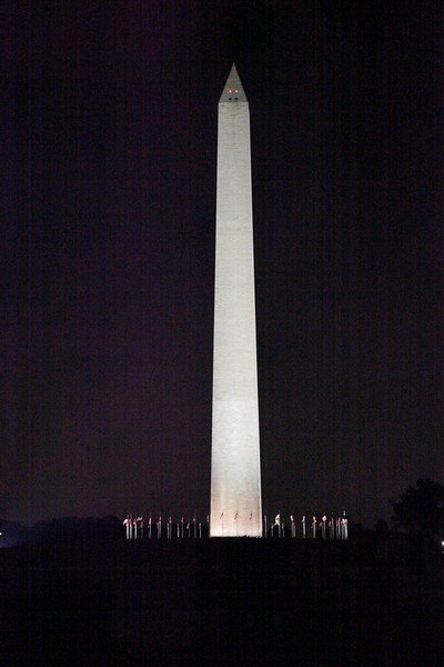 Washington Monument -- National Mall