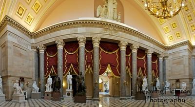US Capitol - Statuary Hall