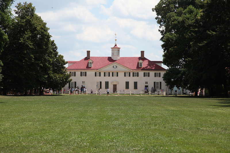 The Mansion at Mount Vernon, VA