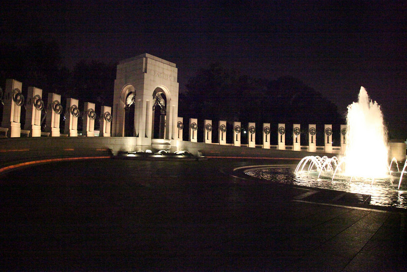 World War II Memorial -- National Mall