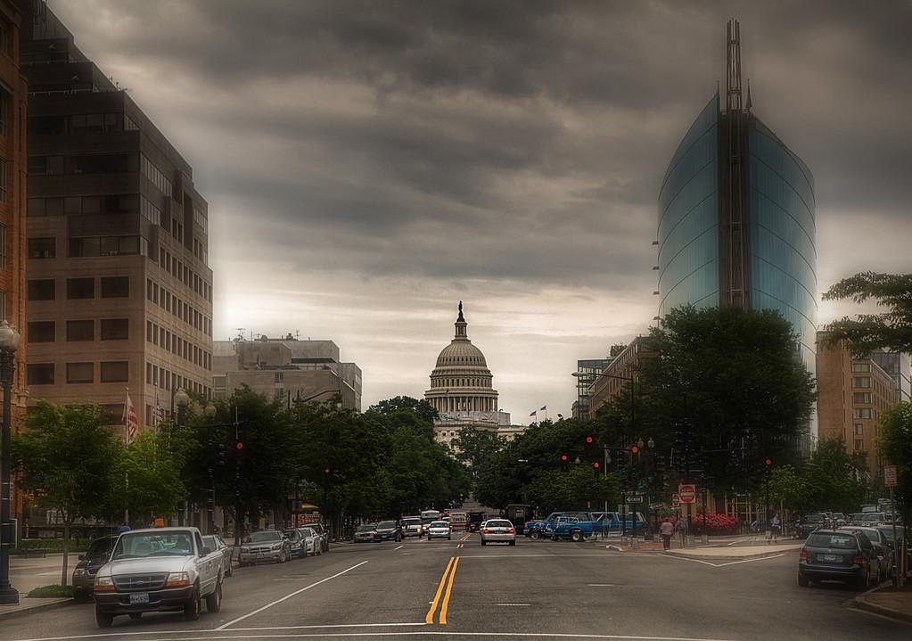 Capitol Peek