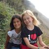 Alana and Juliana at Fort Ebey bluff