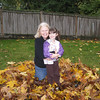We both love fall!