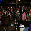 The Washington delegation at the Democratic National Convention in Denver Wednesday, August 27, 2008. (Anne-Marie Taylor Lathrop)