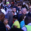 Delegates at the Democratic National Convention in Denver, Wednesday, August 27, 2008. (Anne-Marie Taylor Lathrop)