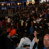 The Washington state delegation at the Democratic National Convention in Denver, Wednesday, August 27, 2008. (Anne-Marie Taylor Lathrop)