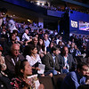 Delegates at the Democratic National Convention in Denver Wednesday, August 27, 2008. (Anne-Marie Taylor Lathrop)