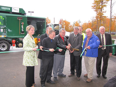 Waste Management - New CNG Trucks and Fueling Facility