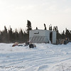The generator building