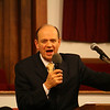 Preacher preached a wonderful message for his last message of the year. What a challenge!