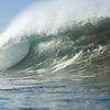 Unridden wave La Jolla