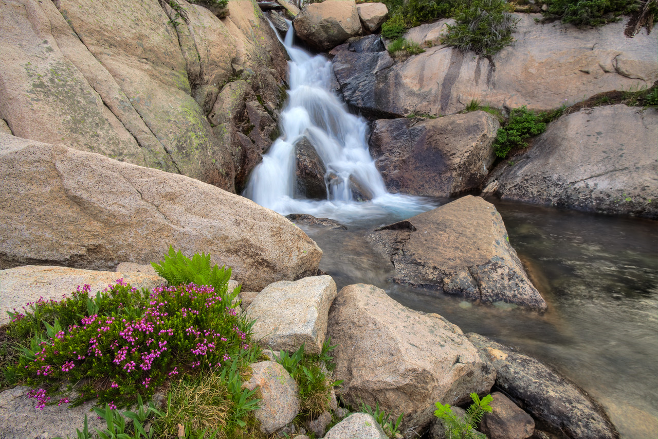 Heather Waterfall