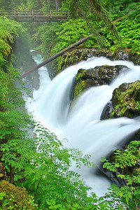 Soleduc Falls 2
