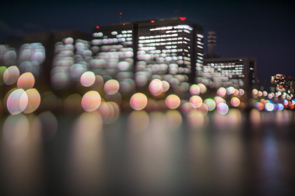 floating city - 浮遊都市