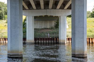 Geddes Dam