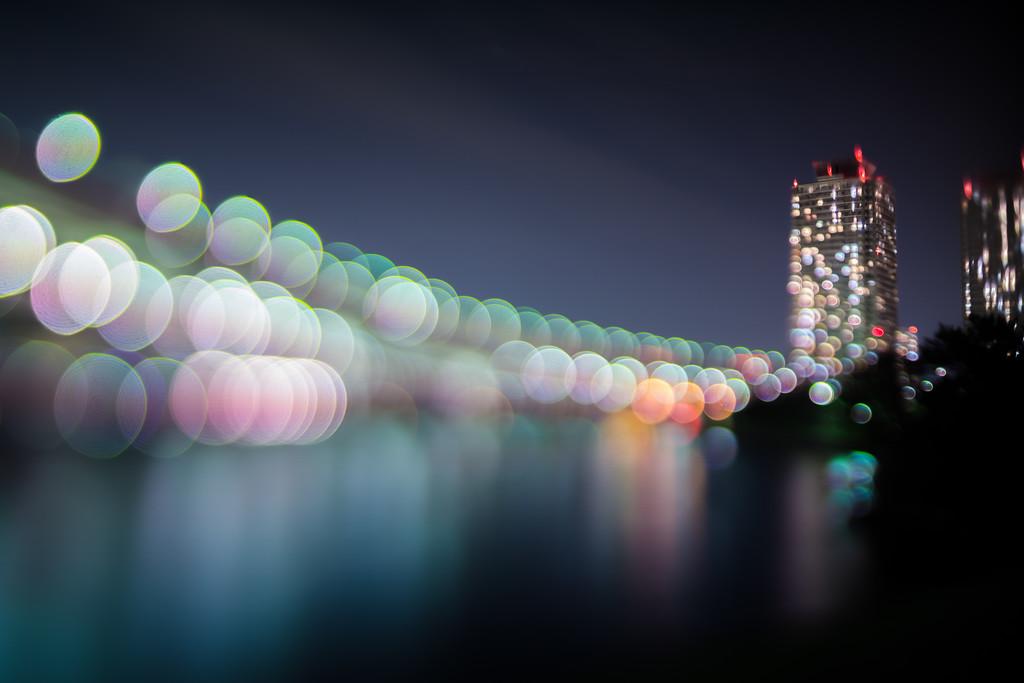 bridge of the brilliance - あぶくの架け橋