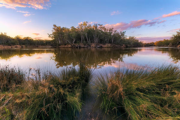 (2595) Murray River, Victoria, Australia