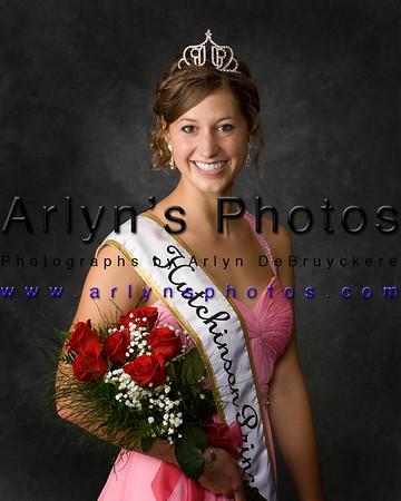 Hutchinson Jaycee Water Carnival Queen & Princess