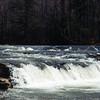 Whitaker Falls on Elk River, Webster County, WV<br /> Susan Sharp<br /> Photo by Turner Sharp