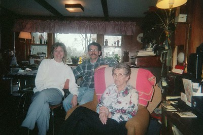 Kathy , Leo and June in 02
