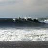 2001/02.  Surfing near Daiquiri Dick's.