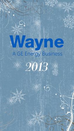Wayne Energy Holiday Party