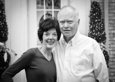 parents bw (1 of 1)