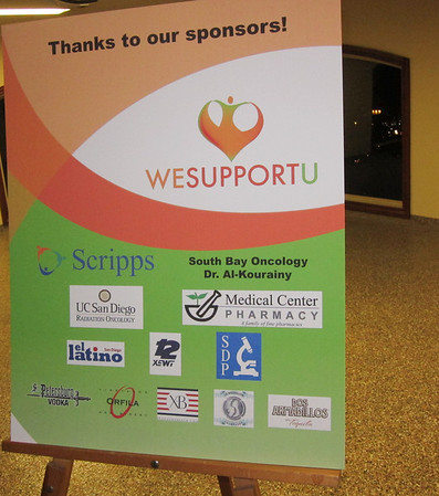 WeSupportU - Charity LaJolla - Sept 2013