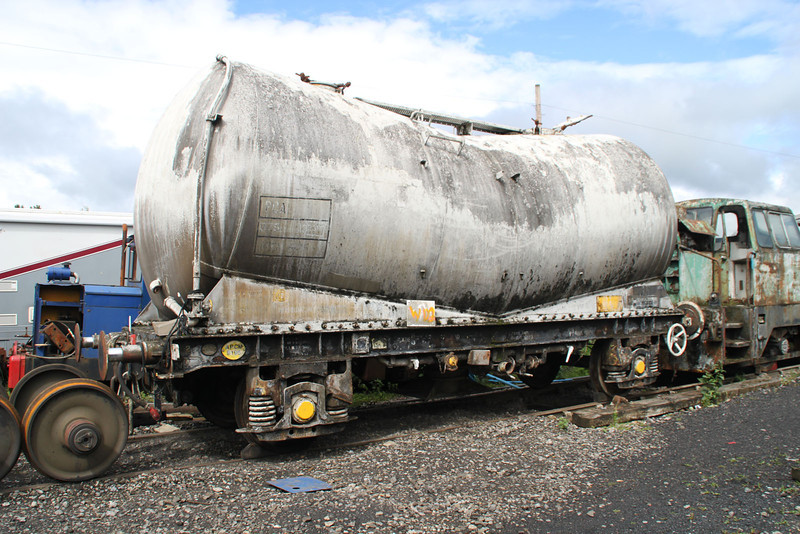 PCA 9195 38t Cement at Walsingham  24/06/12.