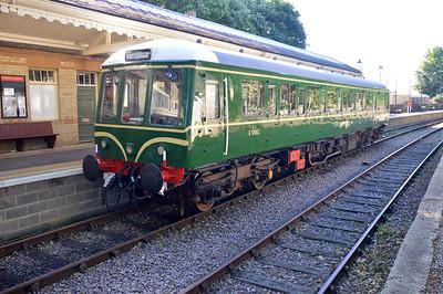 E55012 Class 121 DMU   25/06/17