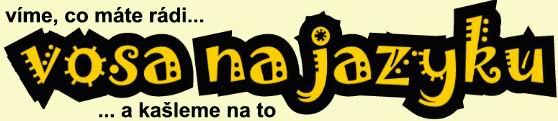 Vosa na jazyku logo původní 2003