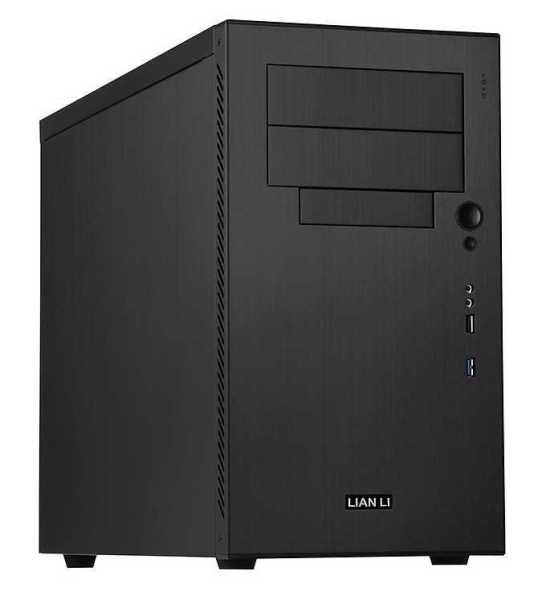 Lian Li PC A05 Midi Tower Black Silent