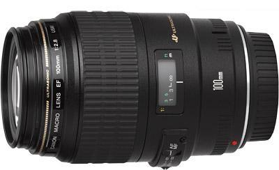 Canon EF 100 macro