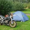At Ardmair campsite near Ullapool, Scotland